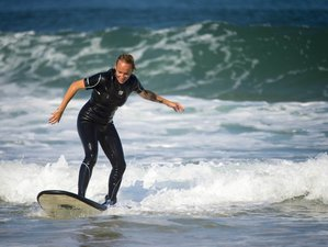8 Days Exhilarating France Surf Camp