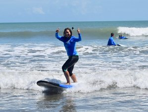 7 Day Fantastic Surf Camp in Kuta District, Bali