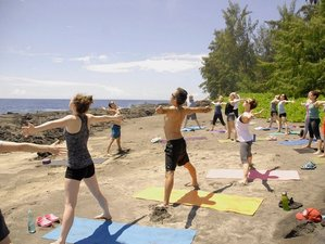 7 Days Ayurveda Therapy Course and Yoga Retreat in Hawaii, USA