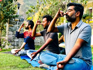 3 Day Personalized and Private Meditation and Yoga Retreat in Rishikesh