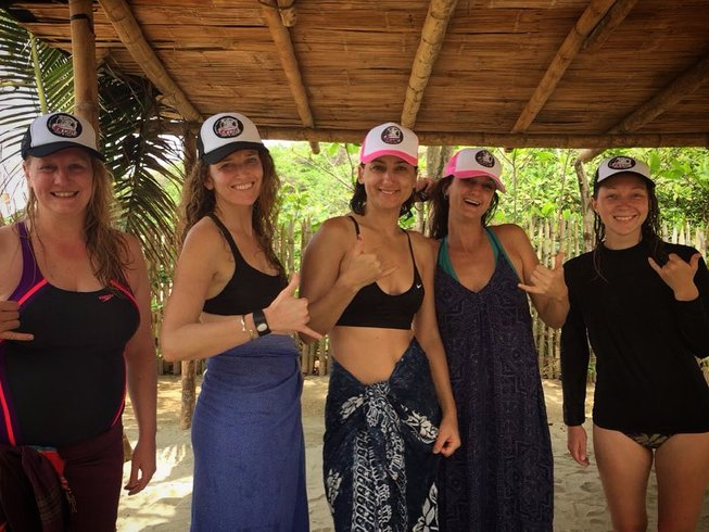 3 Days Surf and Yoga Course in Ecuador