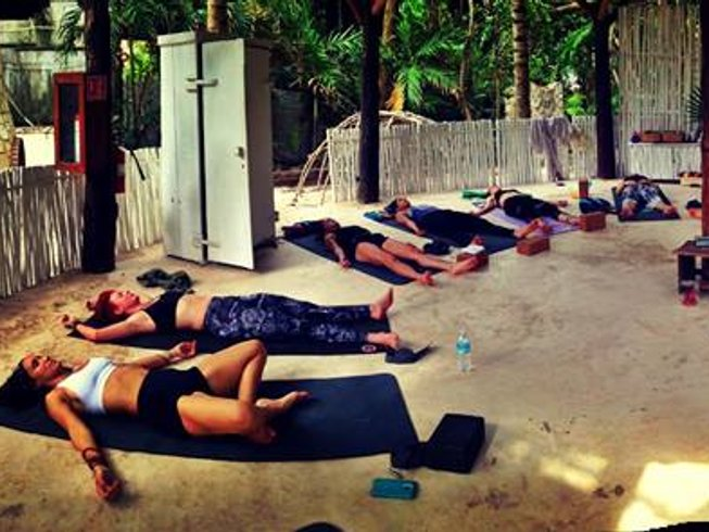 5-Daagse Zon en Zweet Yoga en Fitness Retreat in Tulum, Mexico