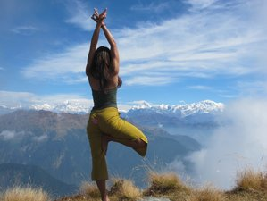 12 Tage Yoga & Wellness Trek Yoga Urlaub in Annapurna, Nepal