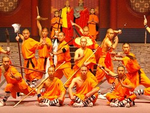 6 Days Kung Fu Experience in Hebei, China