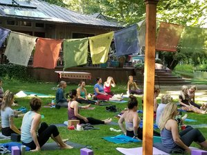 3 Day Tipi Experience and Zen Yoga Retreat in Marcola, Oregon