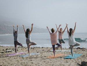 7 jours en stage de yoga et pranayama à la pointe du Raz, Bretagne