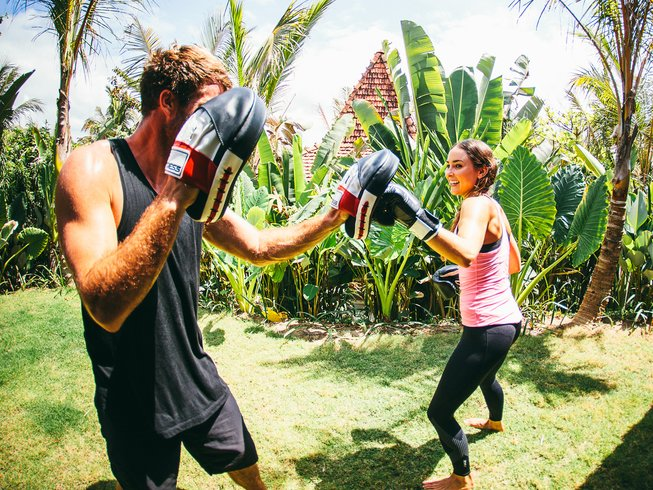 1 Week Boxing Fitness Retreat in Bali, Indonesia