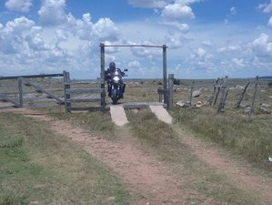 3 Days Guided Motorcycle Tour in Lavalleja Department, Uruguay