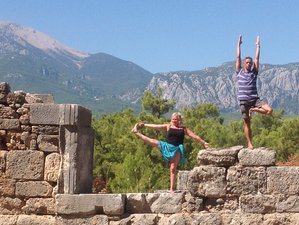 8 Day Rejuvenating Iyengar Yoga Holiday in Adrasan