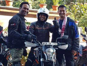 11 Day North East India and Hornbill Ride Guided Motorcycle Tour