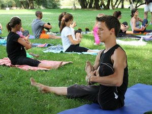 5 Day Green-Break Yoga Retreat in Niksic, Montenegro