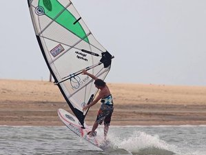 7 Days Windsurf Camp for Beginners in Kalpitiya, Sri Lanka