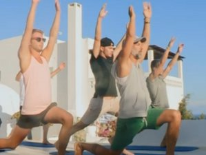 8-Daagse Gay Pilates en Yoga Retreat op Mikonos, Griekenland