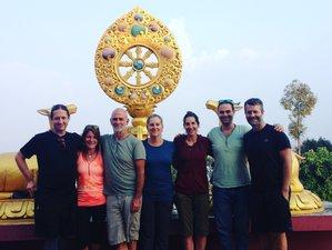 14 Tage Yoga Pilgerreise