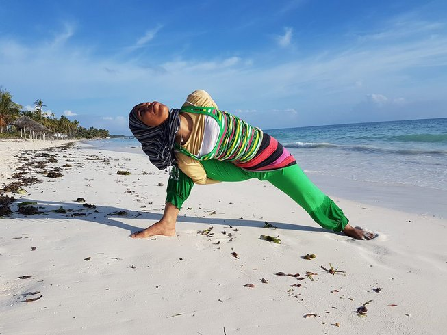10 Days Yoga Retreat and discovering Zanzibar
