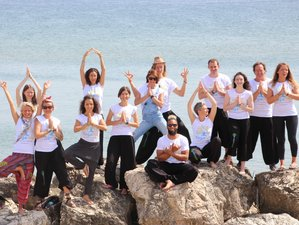 28 Day 200-Hour Yoga Teacher Training on The Beach in Misano Adriatico, Province of Rimini