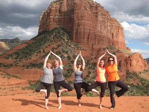 4 Days Private Yoga Retreat in Sedona, Arizona