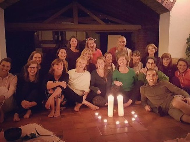 8 Days Radiant Heart Meditation and Yoga Retreat in Alentejo, Portugal