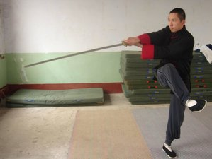 3 Months Extensive Martial Arts Training in China