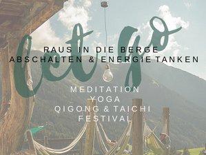 5 Tage Yoga, Meditation, Qi Gong & Tai Chi in den Tiroler Bergen, Österreich