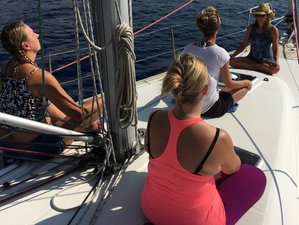 8 Days Sailing and Yoga Retreat in Sardinia, Italy