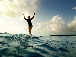 8 Day Tropical Island Salty Adventure Wave Surf Camp in Paje, Zanzibar
