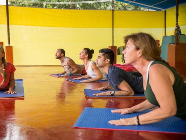 7 Days Music and Yoga Retreat in Goa, India