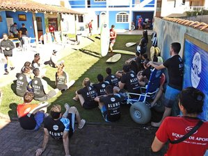 9 Day All-Level Surf Camp in Vitoria, Espírito Santo
