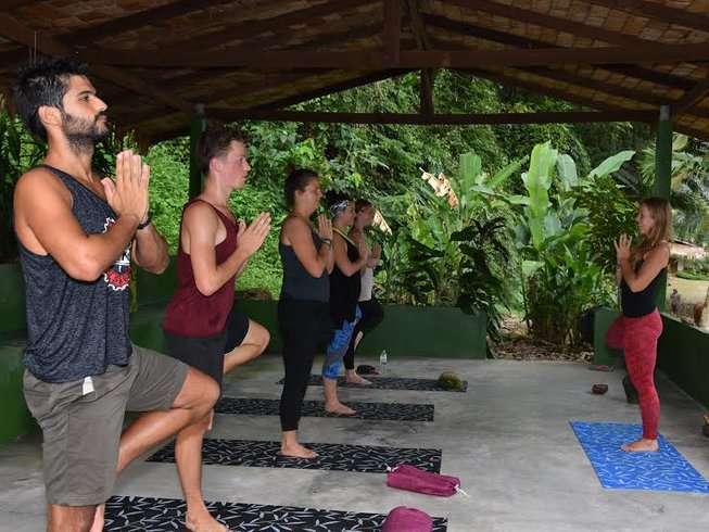 6 Days Mini Yoga Retreat in Paksong, Thailand