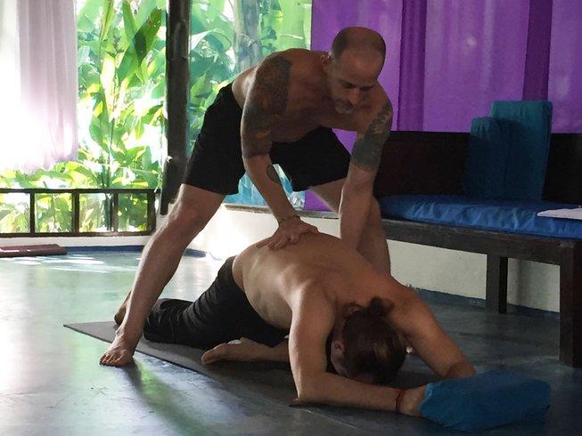 6 Tage Purer Yoga Urlaub auf Koh Phangan, Thailand