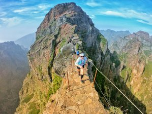 8 Day PREMIUM Yoga Trail-Running Retreat in Madeira Island, Portugal