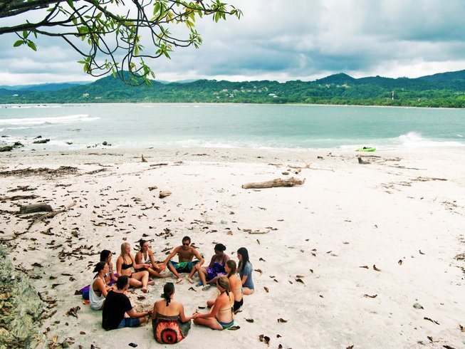 30 Days 200-Hour Yoga Teacher Training in Costa Rica