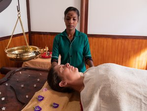 3 Day Pamper Yourself with Refreshing Ayurveda Massages, Steam Bath, and Yoga in Kerala