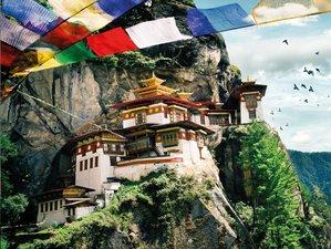 10 Days Bhutan Yoga Holiday