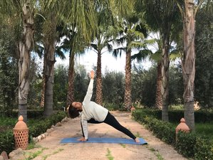 8 Tage Prana Yoga Retreat in Marrakesch, Marokko