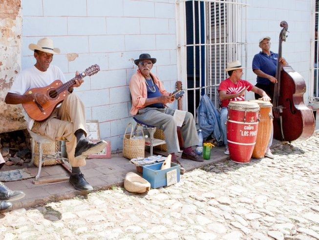 11 jours en retraite de yoga culturelle à Cuba