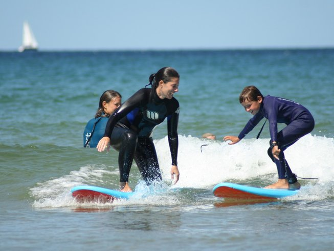 5 Days Surf Camp in Spain