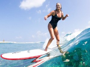 4 Days The All-Level Surfer Tour in the Maldives