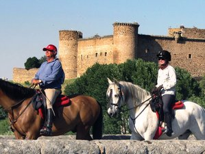 7 Days Stunning Castles of Gredos Mountains Horse Riding Holiday in Avila, Spain