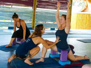 4 Days Beginners Unlimited Yoga Confidence Builder Retreat in Bali