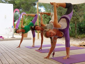 7 Days New Year Revitalization Yoga Retreat in Spain