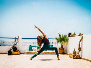 8 Day Yoga and Surf Camp in Tamraght, Souss-Massa