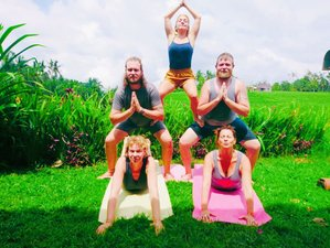 4 Day Authentic Balinese Culture, Watukaru Yoga, Tai Chi & Chakra Awakening Retreat in Tabanan, Bali