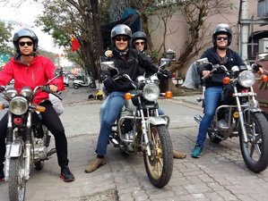 2 Days Guided Short Vietnam Motorcycle Tour From Hue City to Hoi An