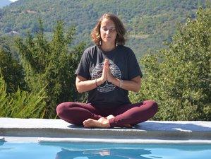 5 jours en stage de yoga hatha, yin, nidra et créativité à Boulc, Drôme
