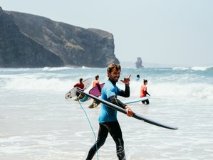 8 Day Lovely Surf Camp in Lagos, Algarve