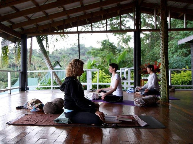 8 Days Adriana Cortazzo Meditation and Yoga Retreat Fiji