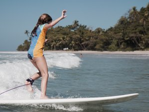 7 Days Yoga and Surf Camp in Playa Santa Teresa, Costa Rica