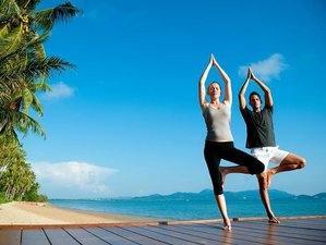 7 Days Intensive Luxury Yoga Retreat in Greece