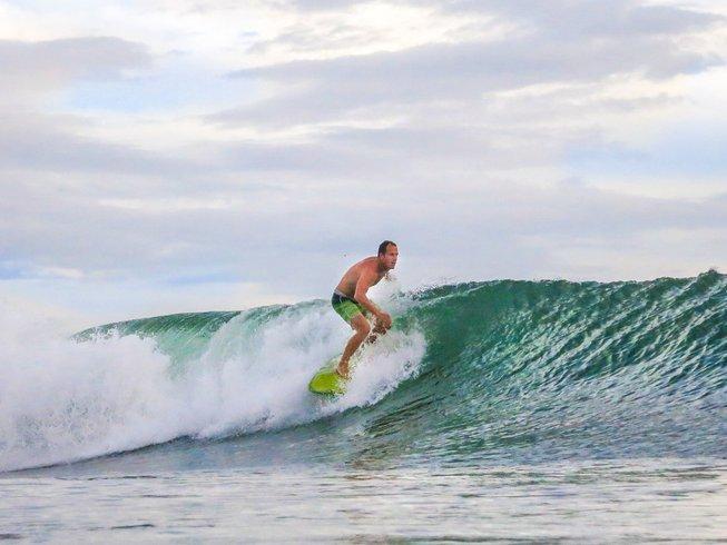 8 días retiro de yoga, surf y olas de bienestar en Rivas, Nicaragua